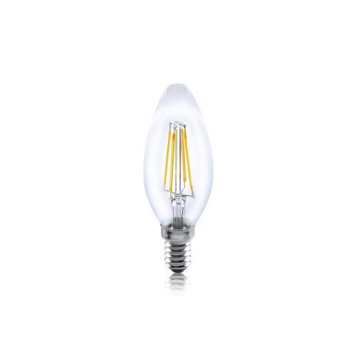 Ampoule LED Flamme omni filament E14 4W INTEGRAL LED