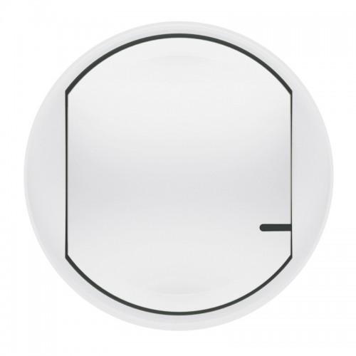 Enjoliveur Celiane with Netatmo interrupteur connecte/commande sans fil - blanc LEGRAND