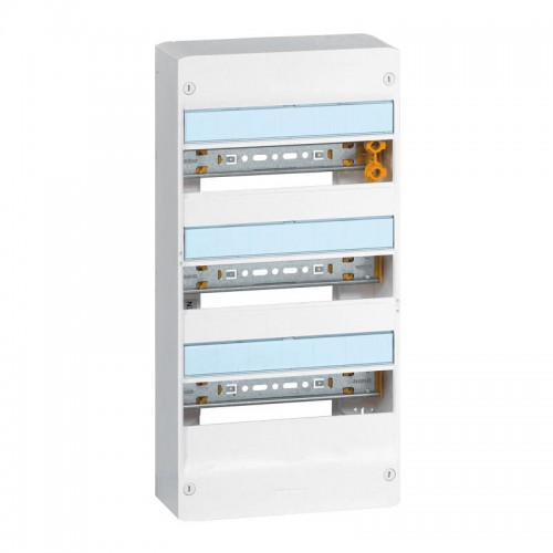 Coffret 13 modules 3 rangées LEGRAND