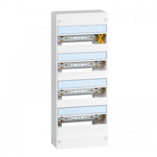 Coffret 13 modules 4 rangées LEGRAND