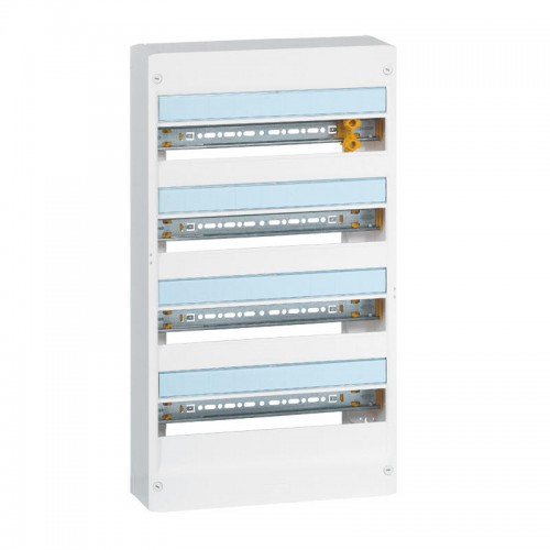 Coffret 18 modules 4 rangées LEGRAND