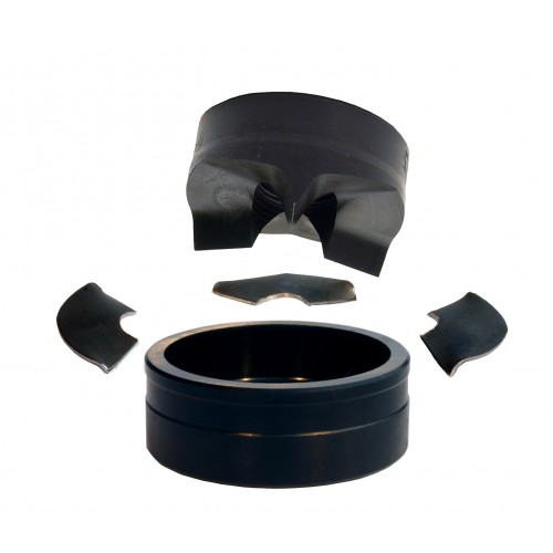 Emporte-pièce 20,4 mm  PE 13/ISO 20 AGI ROBUR