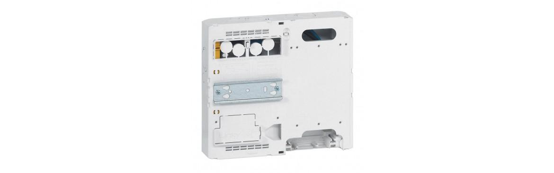 Disjoncteur et compteur EDF